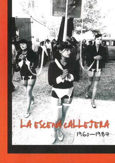 La escena callejera (1960-1984) Portada