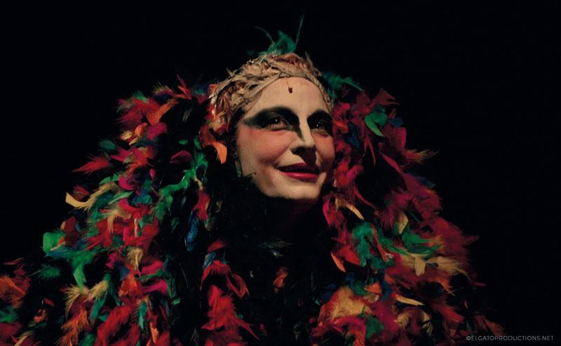 Alba Sarraute. Shakespeare en el circo