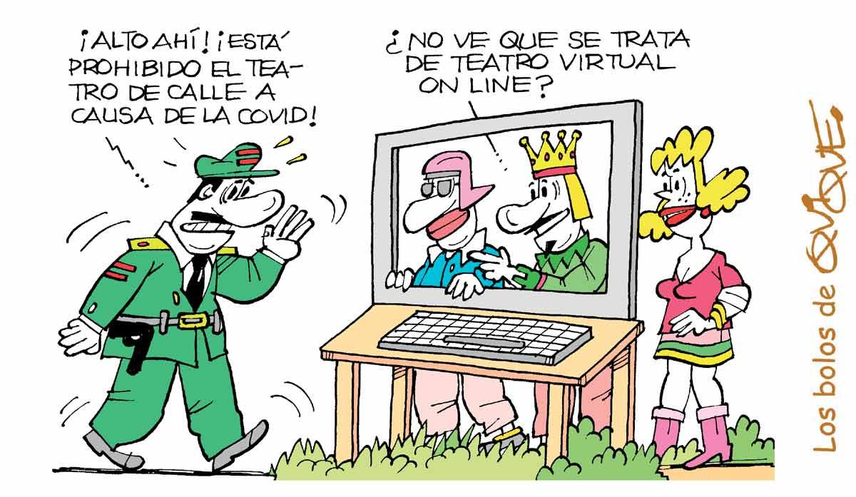 Viñeta quique FiestaCultura 86