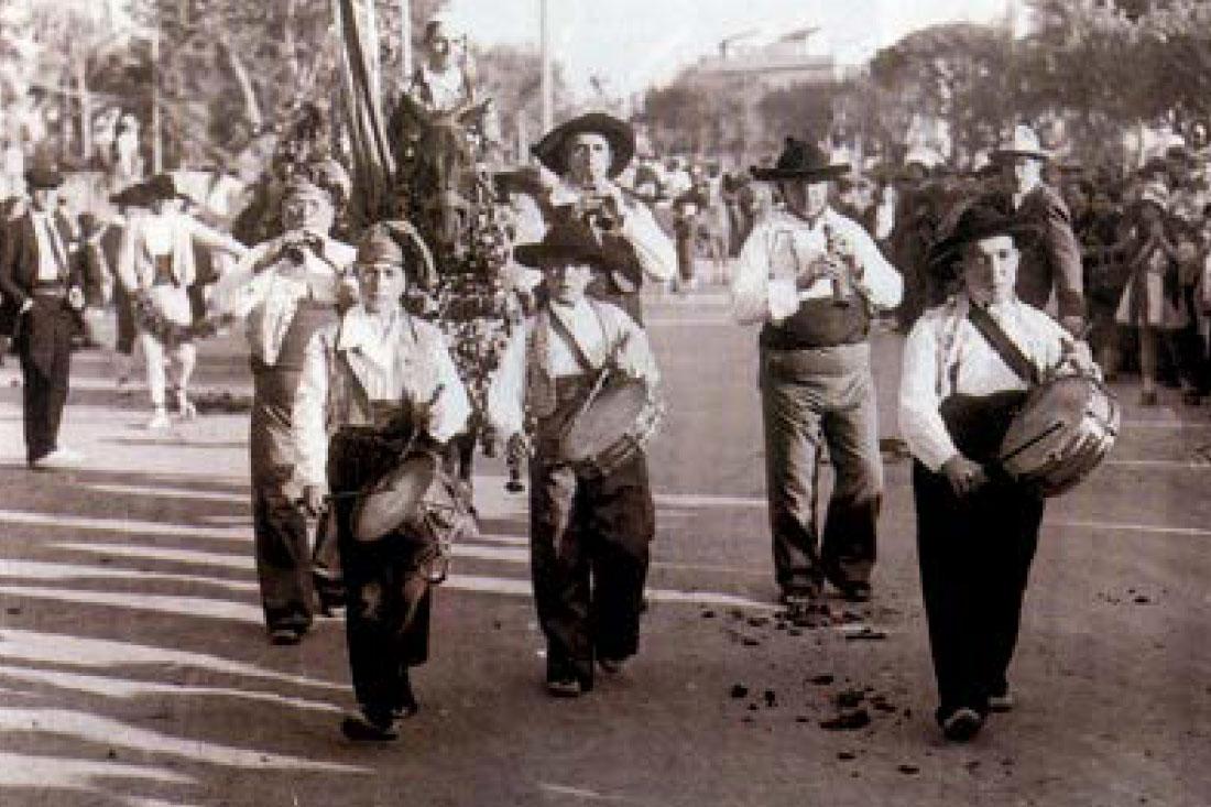 fiesta cultura tabaleters